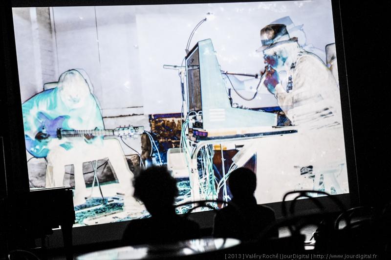 Raymond Boni - projection du film de Christine Baudillon