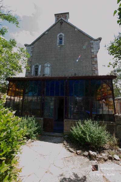 Rennes-le-Château, la demeure de l\'abbé Saunière